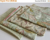 SALE 30% Off Everyday Cloth Napkins Cotton 16 x 16 inches square mixed prints