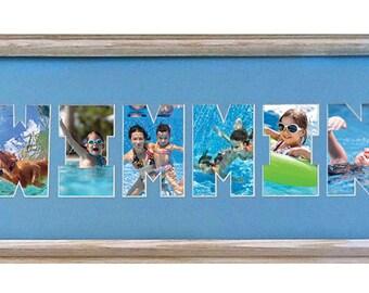 SWIMMING Custom Photo Mat (mat only)