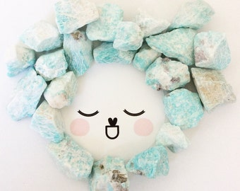 amazonite LITTLE gurus crystals for kids
