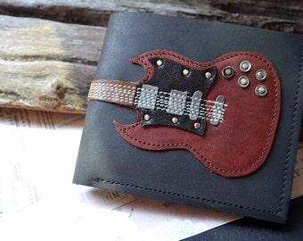 Mens Wallet sg-heritage & Red Brown Color