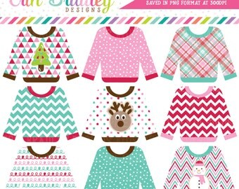 Sweater clipart | Etsy