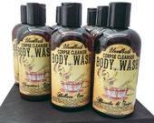 Hallows Eve Vegan Body Wash Corpse Cleanser Shower Gel Organic