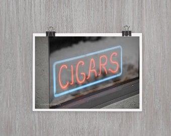 Cigars - 4 x 6 photograph