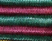 Turnip the Beet! - GRADIENT Self Striping - Hand Dyed SW Merino Sport Weight Yarn - Robust Sport