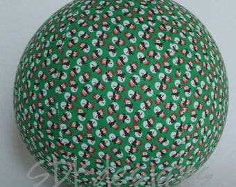 Christmas Balloon Ball - Frosty the Snowman - great STOCKING STUFFER Toy