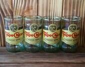 YAVA Glass - Upcycled Topo Chico Bottle Glasses (Set of 4)