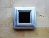 Square Silver-Colored Scrying Mirror