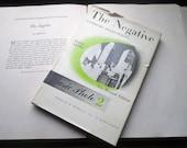 Ansel Adams Series Book * The Negative * Photography * Basic Photo * 1968 Ansel Adams Fifth Printing 1971 *