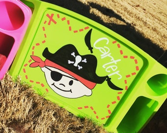 Lap Tray- Pirate