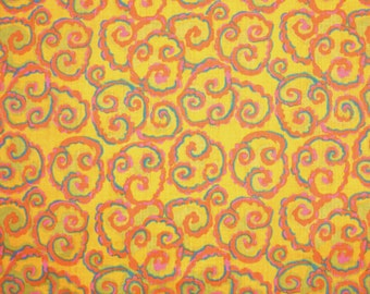 COUPON Code Sale - Brandon Mably, Cosmos, Gold, Rowan Westminster, 100% Cotton Quilt Fabric, Yellow Fabric, Quilting Fabric, SELECT A SIZE