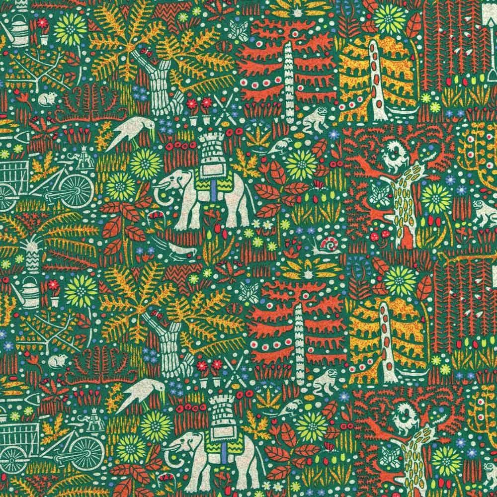 168cab125c035e Liberty Tana Lawn Castile Green Fabric- Fat Quarter from  Alicecarolinesupply on Etsy Studio