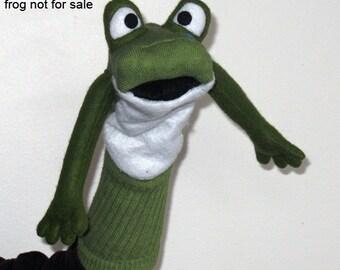 Custom Character Sock Puppets