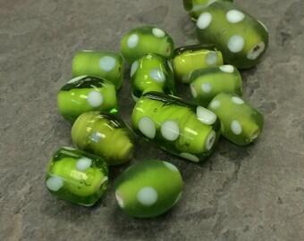 Glass Bead Assortment (13)