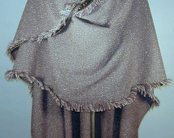 Chic, Versatile Cape/shawl