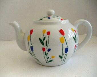Marimekko-Inspired Teapot