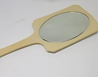 A Pretty Vintage Hand Mirror