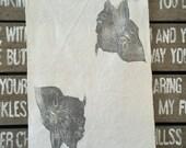 Buffalo - Organic Tea Towel