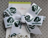 Girl Scout Classic Diva Bow