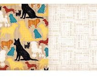 Happy Tails Dog Paper Selection - Bo Bunny