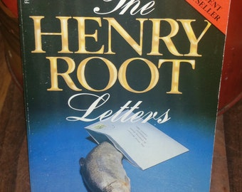 The Henry Root Letters by Henry Root Vintage Paperback Book