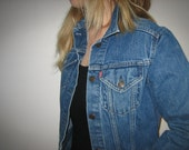 Denim Levi Jacket