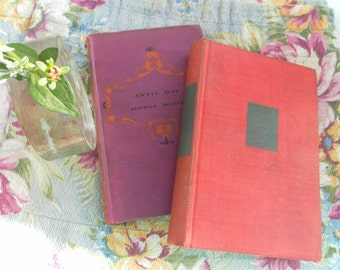 Vintage Classics Joyce and Huxley 1920s Cloth hardcovers