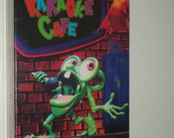 Mr. Bumpy Karaoke Cafe - As Seen On ABC's Bump In The Night VHS