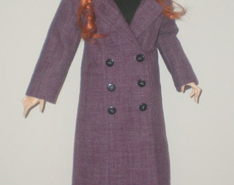 1/3 BJD Coat and Hat, bjd doll, SD bjd Coat and Hat, SD Clothes, 1/3 bjd Clothes