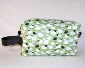 Jolly Sheep on Green Midi Bag