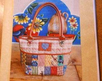 Country Heart Tote bag from Orange Peel
