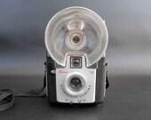 Vintage Kodak Brownie Starflash Camera. Circa 1950's - 60's.