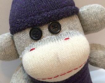 Bryce the Sock Monkey
