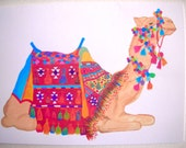 Azizi-Precious Sitting Camel