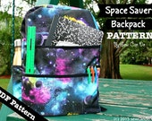 Sew Can Do Space Saver Backpack PDF Pattern