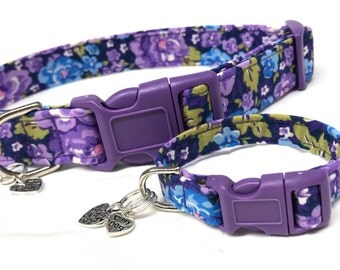 ADD Matching BFF Friendship Bracelet to Your Dog Collar Order