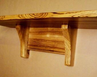 mantle bracket etsy. Black Bedroom Furniture Sets. Home Design Ideas