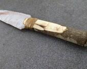 Flintknapped Stone  Knife