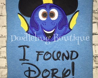 Finding Dory shirt