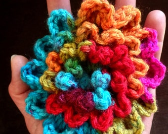 Send a Priti Flower-Boho Chic-Hand-crafted Corsage