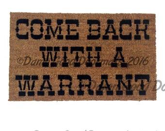 Rude doormat f ck off outdoor mature by damngooddoormats on etsy - Offensive doormats ...