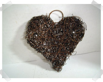 Heart Ornament/ Wall Decoration /Thin Vines/Craft Supplies*