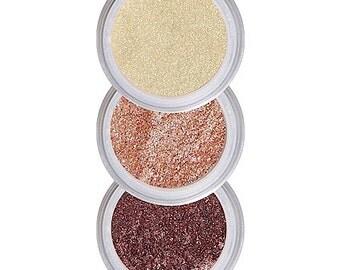 Blue Eyes - Everyday Neutal Make Up - Blue Eye - Eyeshadow For Blue Eyes - Eye Shadow Kit - Natural MAC Cosmetics - Vegan