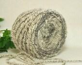 40% OFF City Tweed Blended Yarn, Yarn Combo, Off-White, Gray & Charcoal, Fingering, Light Sport,  BIN E