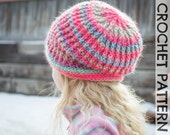 CROCHET PATTERN - Unforgettable Slouch