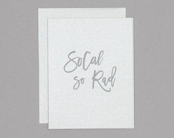 SoCal So Rad Shimmer