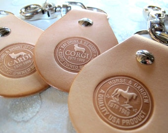 BF Natural Key Fobs - FREE USA Shipping!