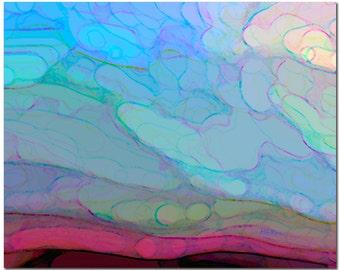 Abstract Wall Art, Abstract Art Print