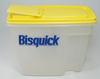 Bisquick Rubbermaid Servin Saver Canister
