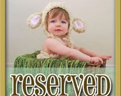 RESERVED for Stacey