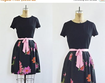 50% OFF SALE Coming Soon • 1950s Dress
